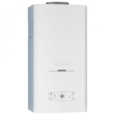 Проточный газовый водонагреватель Neva 4510 (белый)
