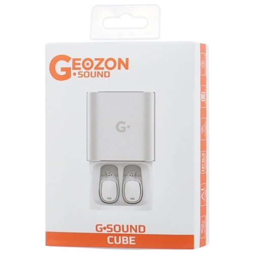 Наушники GEOZON G-Sound Cube
