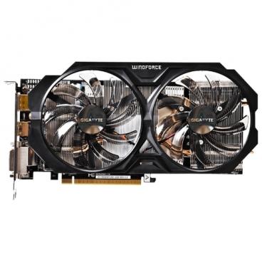 Видеокарта GIGABYTE Radeon R9 380 980Mhz PCI-E 3.0 2048Mb 5500Mhz 256 bit 2xDVI HDMI HDCP