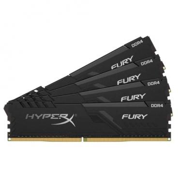 Оперативная память 16 ГБ 4 шт. HyperX HX432C16FB3K4/64