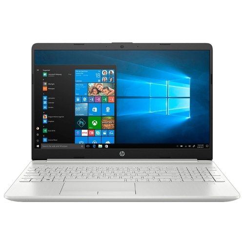 "Ноутбук HP 15-dw0008ur (Intel Core i5 8265U 1600 MHz/15.6""/1920x1080/8GB/256GB SSD/DVD нет/NVIDIA GeForce MX130/Wi-Fi/Bluetooth/Windows 10 Home)"