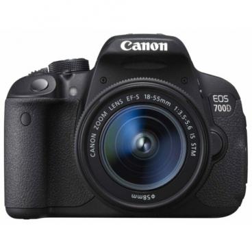 Фотоаппарат Canon EOS 700D Kit