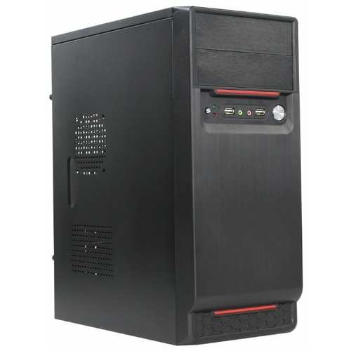 Компьютерный корпус ExeGate AA-324 450W Black