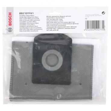 Bosch Текстильный фильтр BBZ10TFK 1