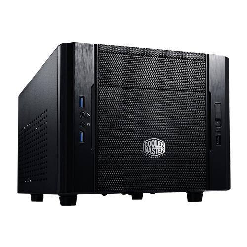Компьютерный корпус Cooler Master Elite 130 (RC-130-KKN1) w/o PSU Black