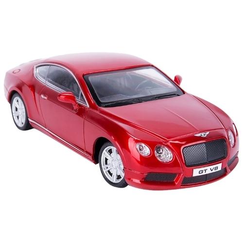 Легковой автомобиль GK Racer Series Bentley Continental GT V8 (866-2427) 1:24 30 см