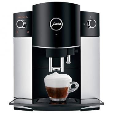 Кофемашина Jura D6 Platin