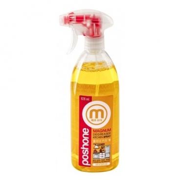 Спрей для чистки кухни Антижир Magnum Posh One