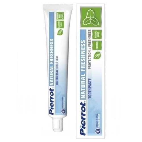 Зубная паста Pierrot Природная свежесть, мята