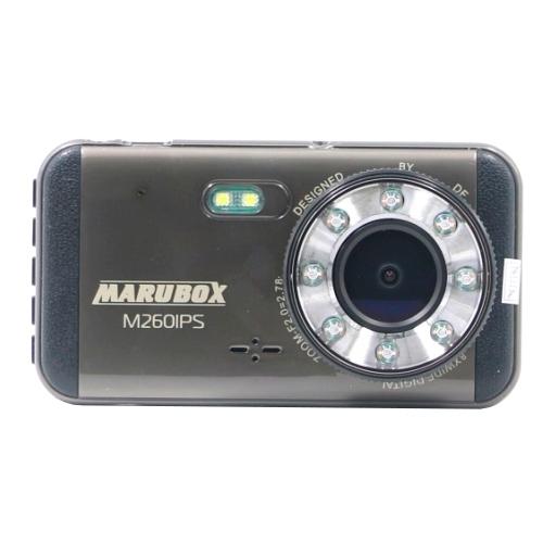 Видеорегистратор Marubox M260IPS, 2 камеры