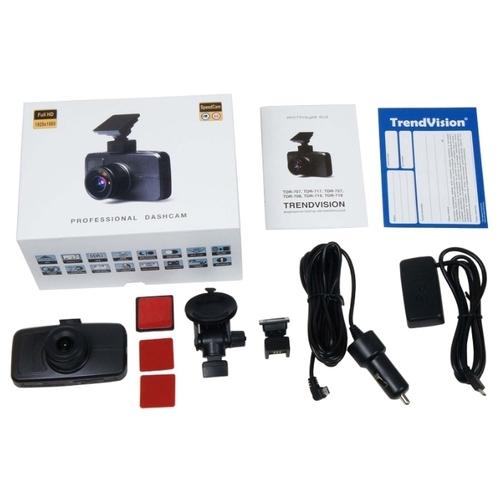 Видеорегистратор TrendVision TDR-717 GPS, GPS