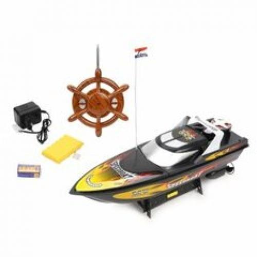 Катер Наша игрушка MX-0006-27