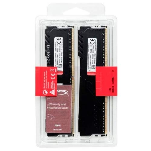 Оперативная память 16 ГБ 2 шт. HyperX HX424C15FB3K2/32