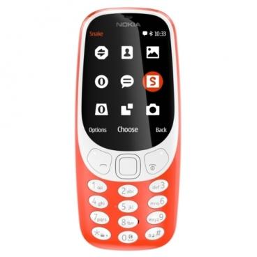 Телефон Nokia 3310 Dual Sim (2017)