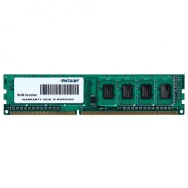Оперативная память 2 ГБ 1 шт. Patriot Memory PSD32G16002
