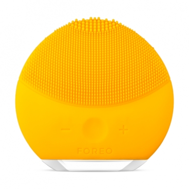 FOREO Щетка для чистки и spa-массажа лица LUNA mini 2 (Sunflower Yellow)