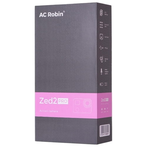 Экшн-камера AC Robin Zed2 Pro