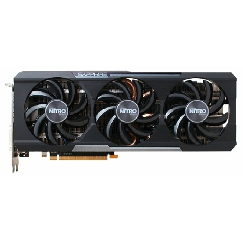 Видеокарта Sapphire Radeon R9 390 1040Mhz PCI-E 3.0 8192Mb 6000Mhz 512 bit DVI HDMI HDCP