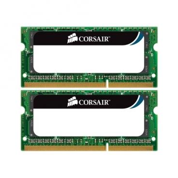 Оперативная память 4 ГБ 2 шт. Corsair CMSA8GX3M2A1066C7