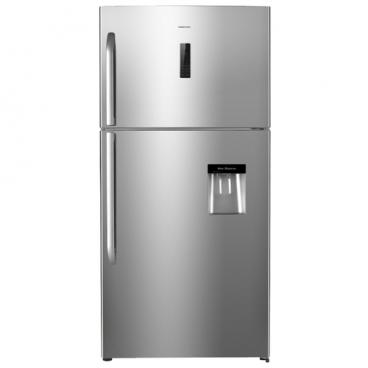 Холодильник HIBERG RFT-72DK NFX