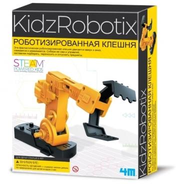 Набор 4M Роботизированная клешня