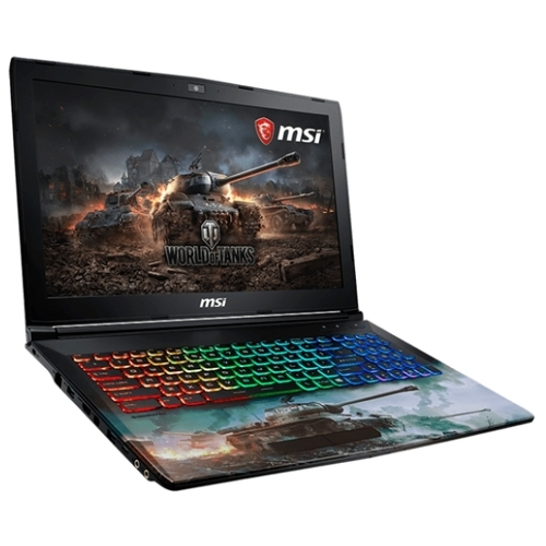 Ноутбук MSI GP62 8RC WOT Edition