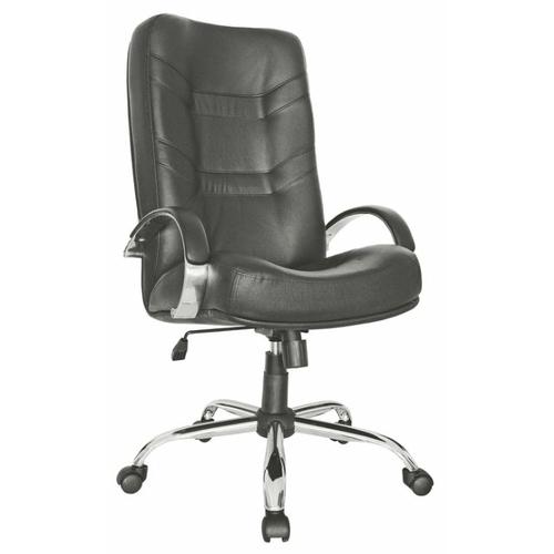 Компьютерное кресло Мирэй Групп Министр хром для руководителя