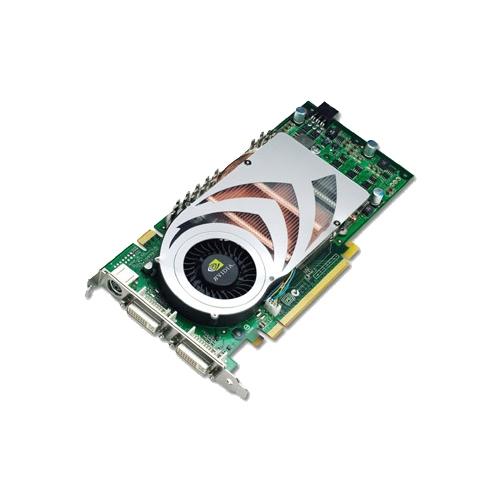 Видеокарта ASUS GeForce 7800 GTX 430Mhz PCI-E 256Mb 1200Mhz 256 bit 2xDVI VIVO YPrPb