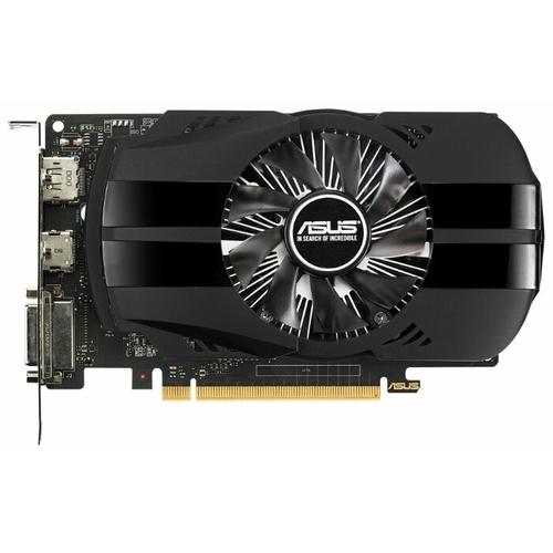 Видеокарта ASUS GeForce GTX 1050 1392MHz PCI-E 3.0 3072MB 7008MHz 96 bit DVI HDMI DisplayPort HDCP Phoenix