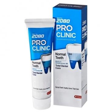 Зубная паста Dental Clinic 2080 Pro Профессиональная защита, мята