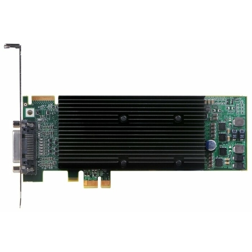 Видеокарта Matrox M9120 PCI-E 512Mb 128 bit Low Profile