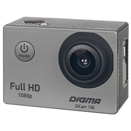 Экшн-камера Digma DiCam 150
