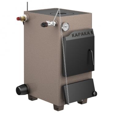 Твердотопливный котел Каракан 10ТПЭ 3 10 кВт одноконтурный