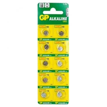 Батарейка GP Alkaline Cell 192 LR41