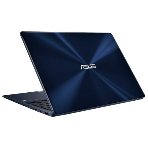 """Ноутбук ASUS ZenBook 13 UX331UA-EG156T (Intel Core i3 8130U 2200 MHz/13.3""""/1920x1080/4GB/128GB SSD/DVD нет/Intel UHD Graphics 620/Wi-Fi/Bluetooth/Windows 10 Home)"""