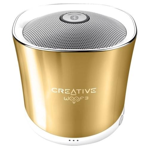 Портативная акустика Creative Woof3