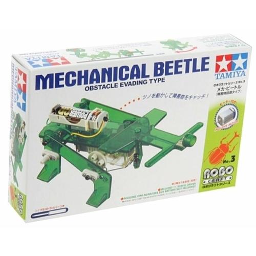 Электромеханический конструктор Tamiya Robo Craft 71103 Механический жук