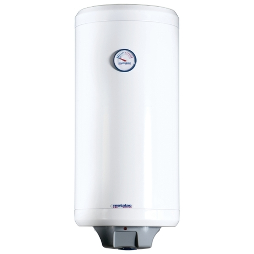 Накопительный электрический водонагреватель Metalac Heatleader MB 50 Inox Slim R