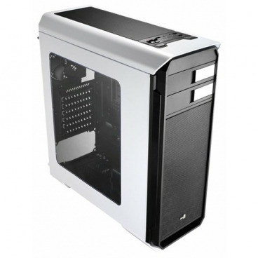 Компьютерный корпус AeroCool Aero-500 Window White Edition