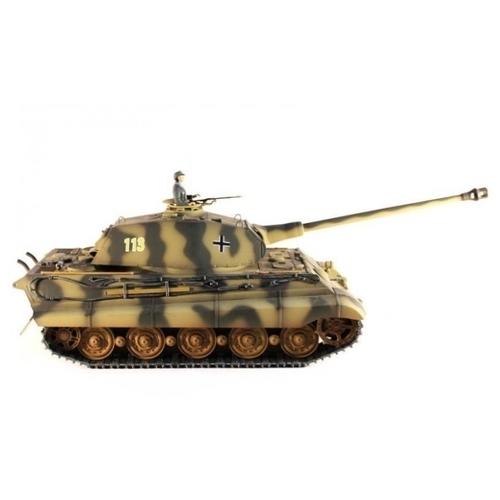 Танк Taigen King Tiger Highest Configure (TG3888-1HC-IR) 1:16 64.4 см