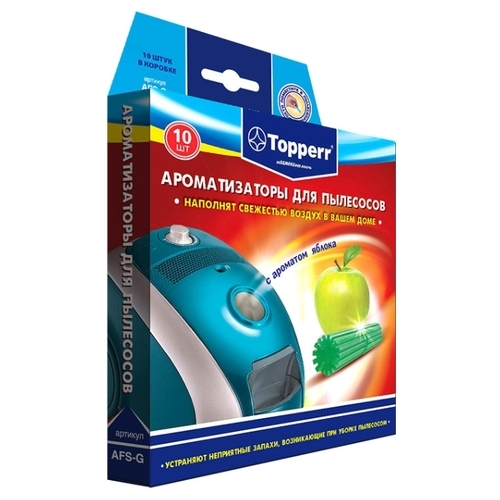Topperr Ароматизатор Зеленое яблоко AFS-G
