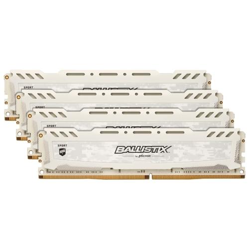 Оперативная память 8 ГБ 4 шт. Ballistix BLS4K8G4D240FSCK