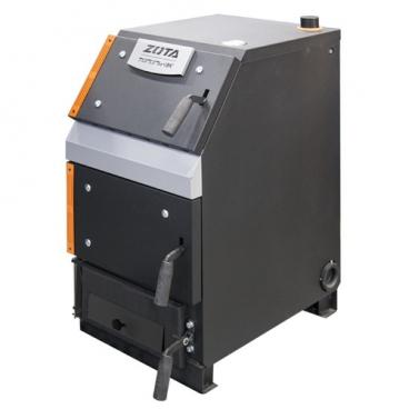 Твердотопливный котел ZOTA Тополь-16ВК 16 кВт одноконтурный