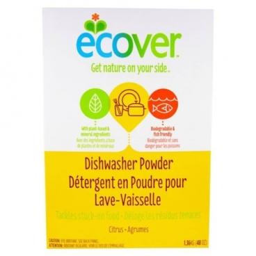 Ecover натуральный порошок (цитрусовый) для посудомоечной машины