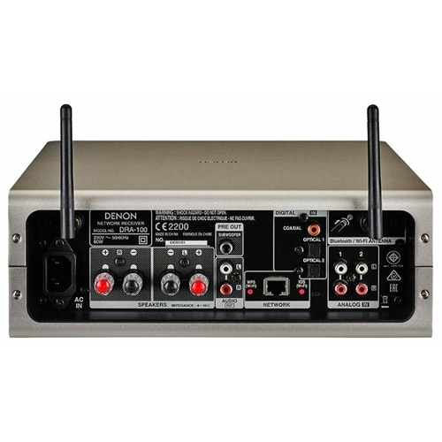 Сетевой аудиоплеер Denon DRA-100
