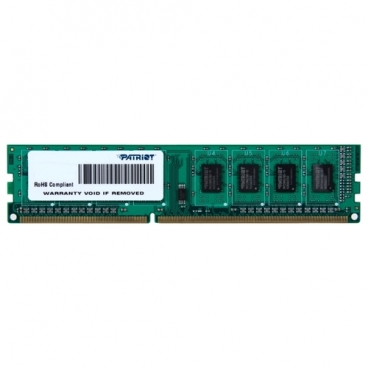 Оперативная память 4 ГБ 1 шт. Patriot Memory PSD34G16002