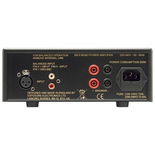 Усилитель мощности Exposure XM9 Mono Amplifier