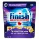Finish Quantum таблетки (лимон) для посудомоечной машины