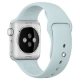 Karmaso Ремешок для Apple Watch 38 мм спортивный оливковый