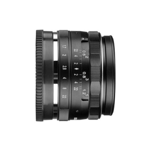Объектив Meike 35mm f/1.7 E-Mount